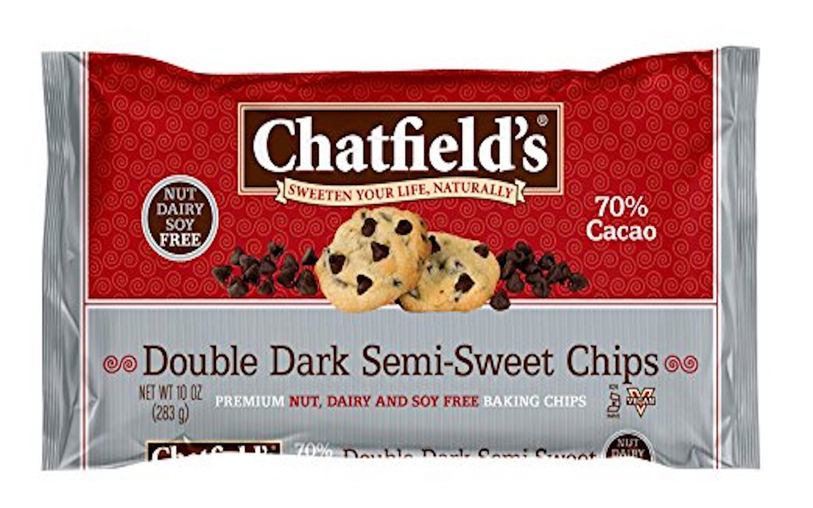 10 Fair Trade Vegan Chocolate Chips You Can Buy On Amazon
