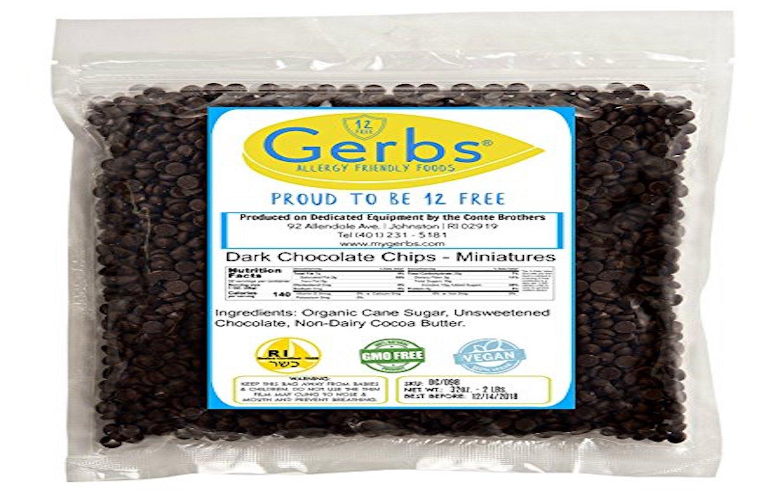 gerbs dark chocolate