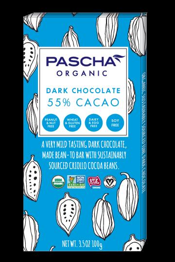 pascha organic vegan chocolate