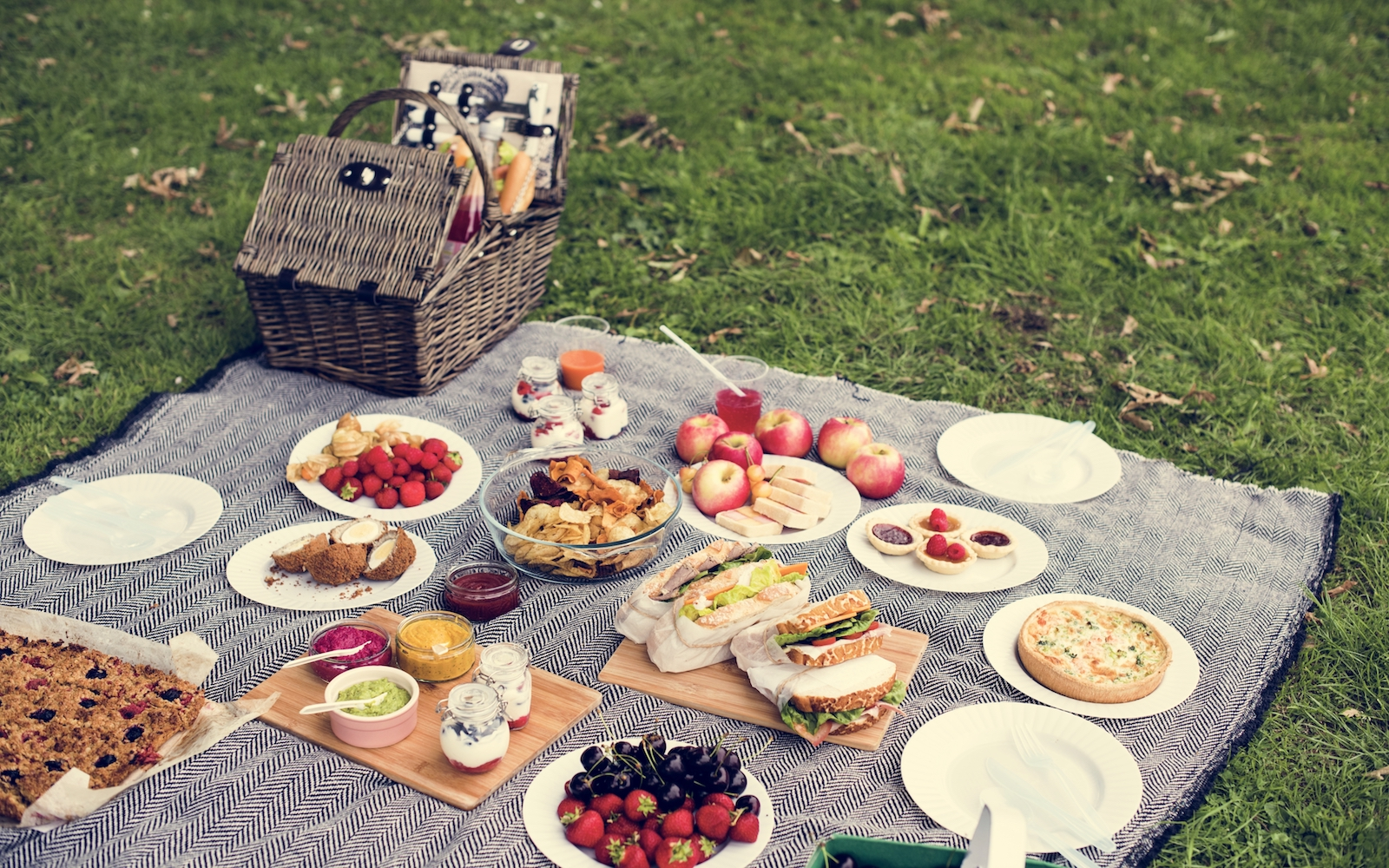 15 Vegan Recipes For Your Next Picnic One Green Planet