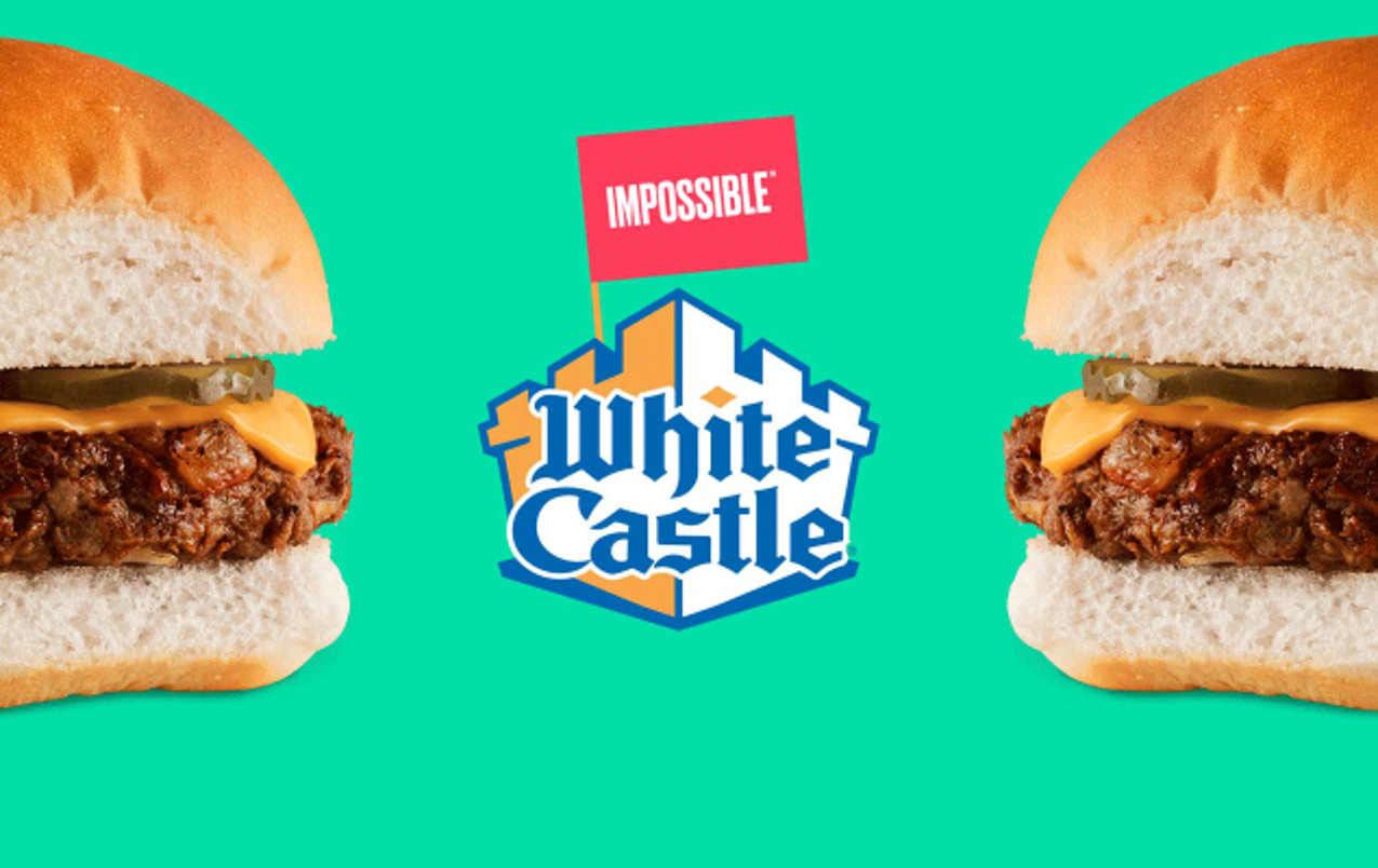 The Plant-Based Impossible Burger Is Coming to White Castle!