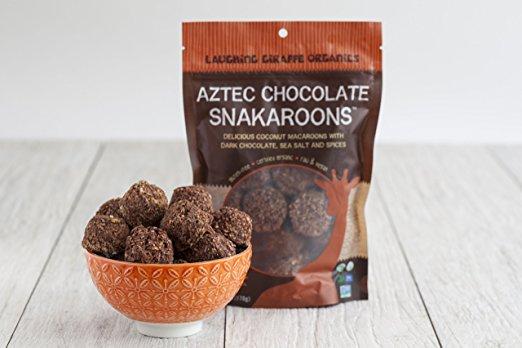 Chocolate coconut macaroons