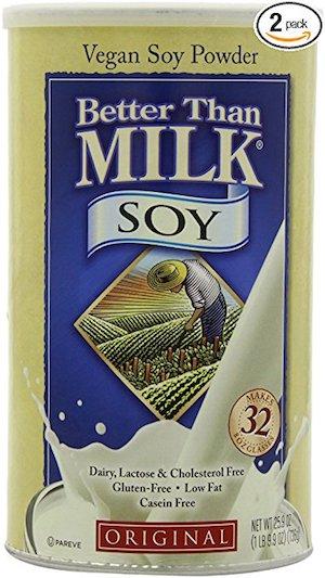 better than milk vegan