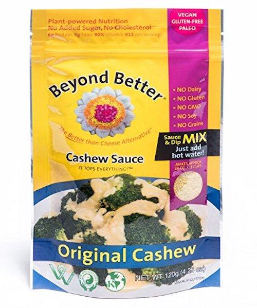 beyond better cashew
