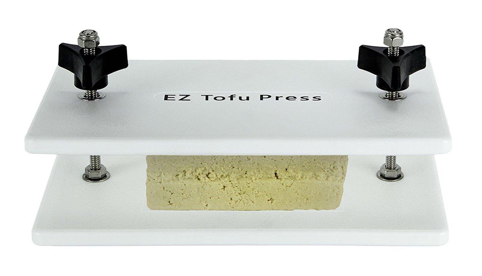 ex tofu press with plate