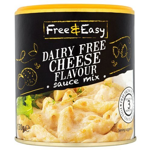 free easy dairy free