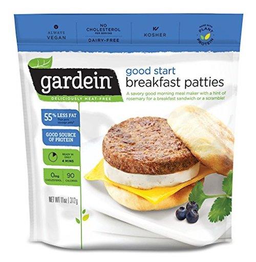 gardein breakfast patties