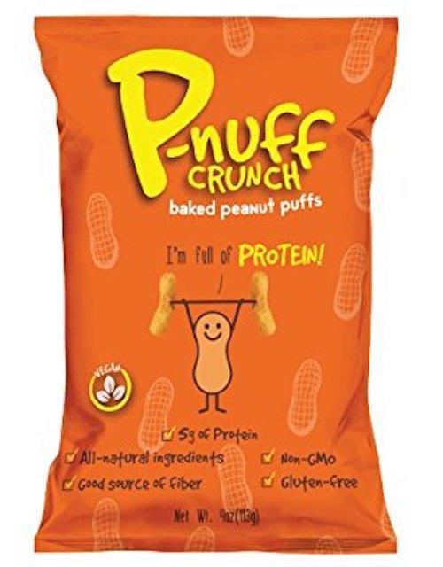 pnuff healthy snack puffs