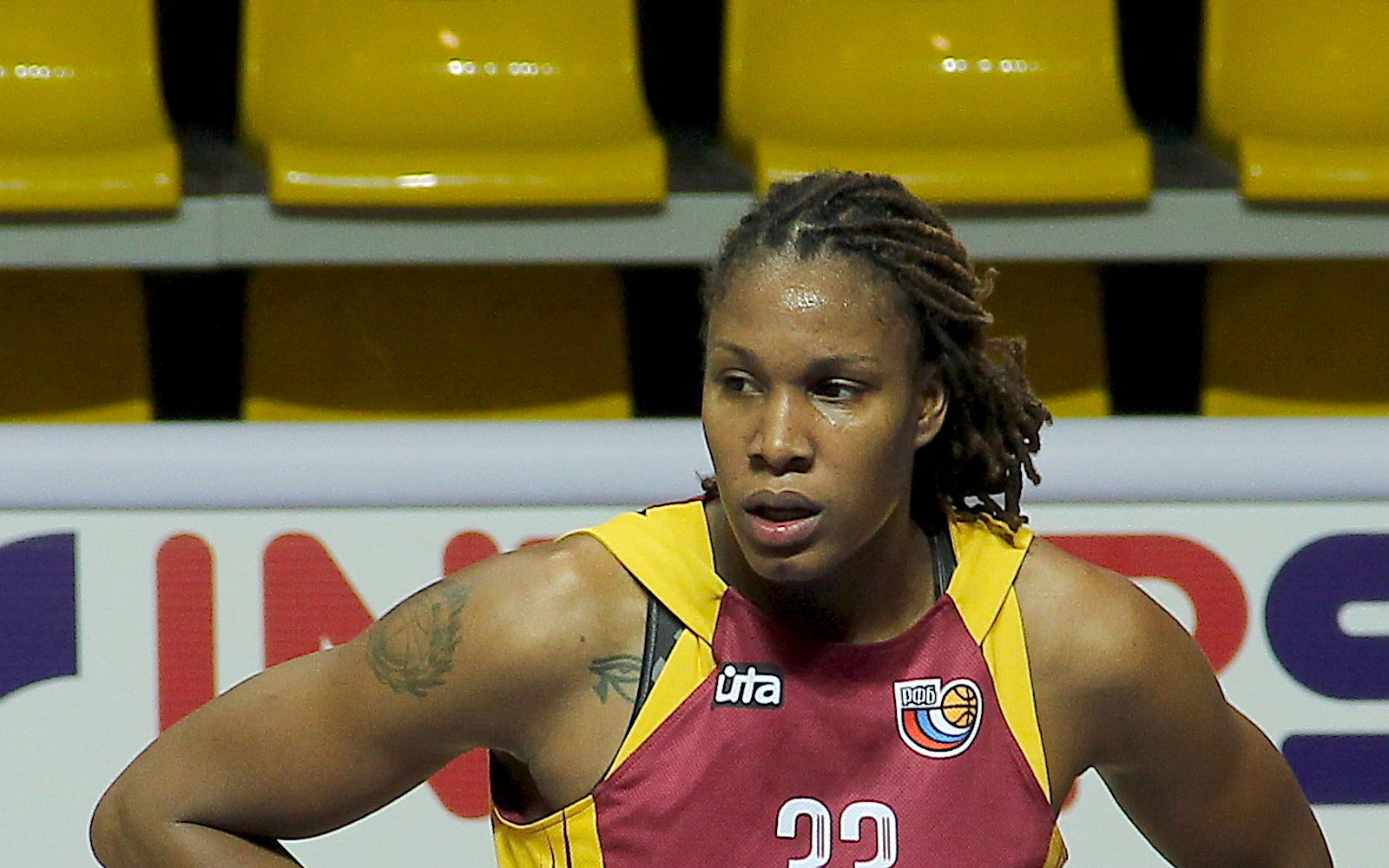 rebekkah brunson basketball vegan