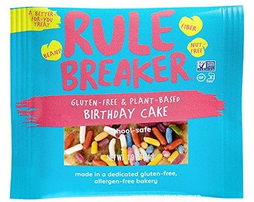 rule breaker vegan snacks