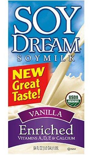 soy dream soymilk