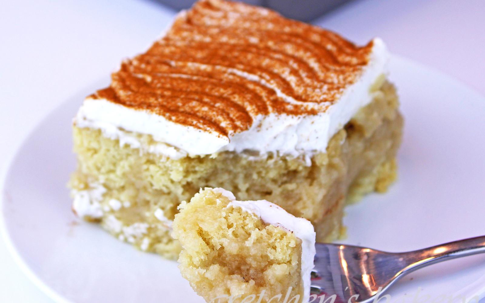 Tres Leches Cake Vegan One Green Planet