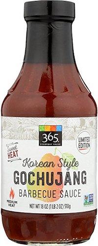 365 everyday vegan bbq sauce