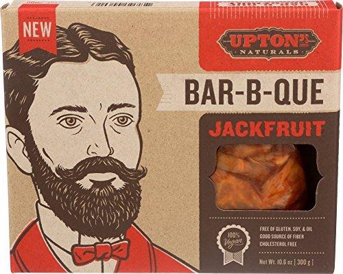 bbq jackfruit snack