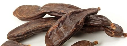 Another valuable characteristic of carob is its calcium content