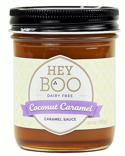 coconut caramel sauce vegan