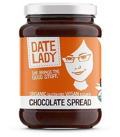 date lady chocolate spread