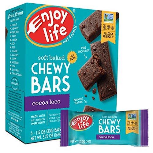 vegan chewy bars