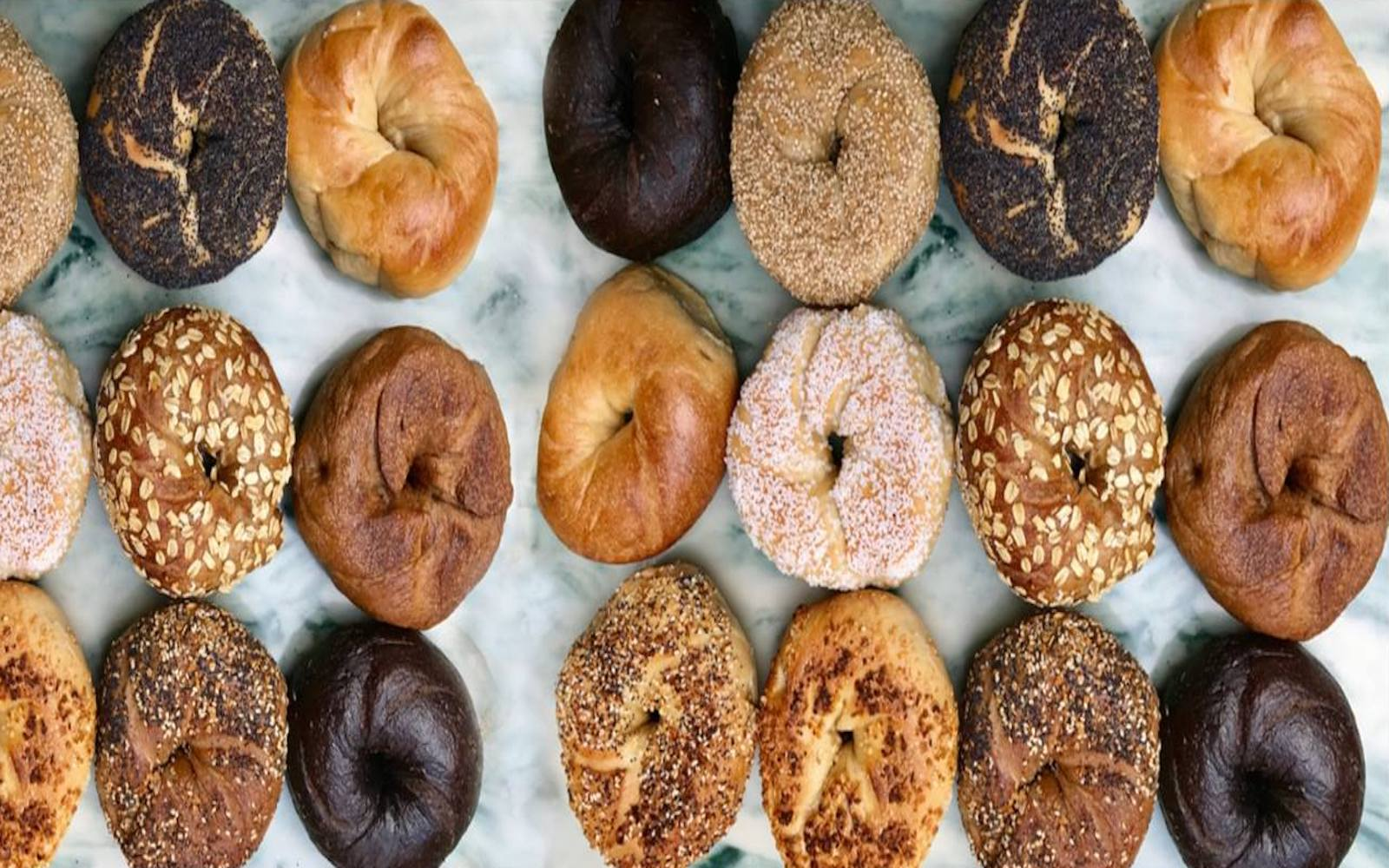 vegan bagel bakery