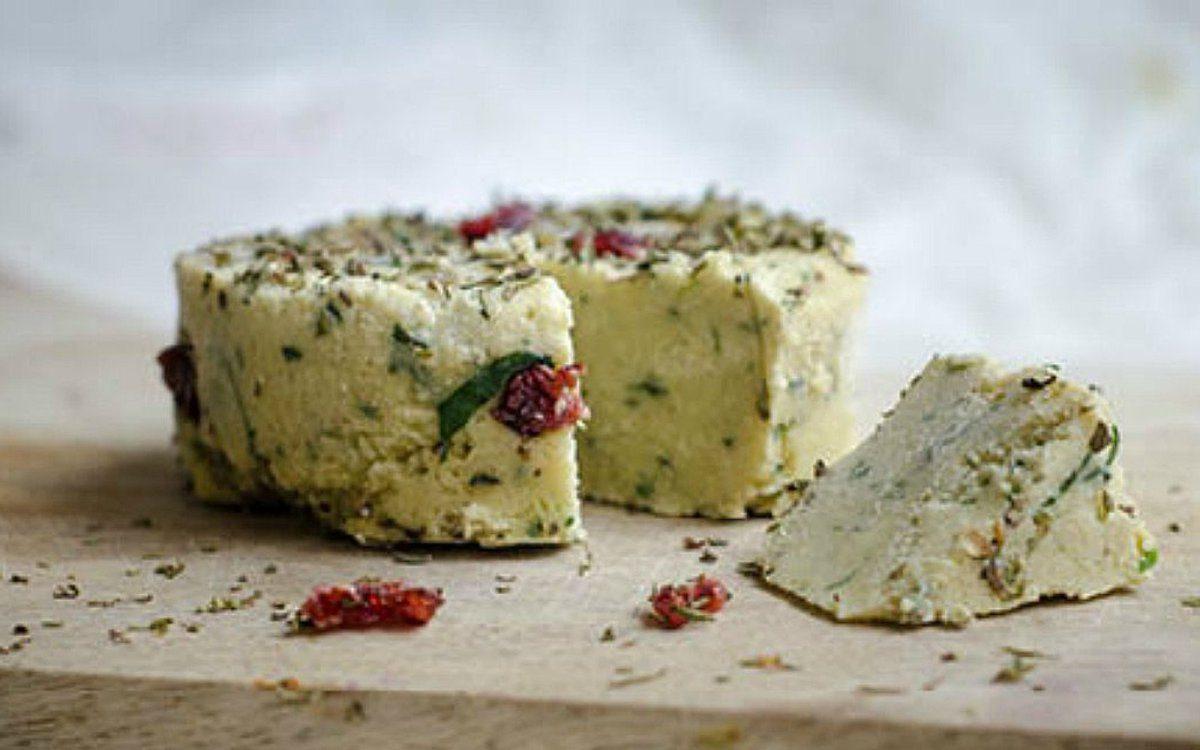 Herbed Cashew Cheese