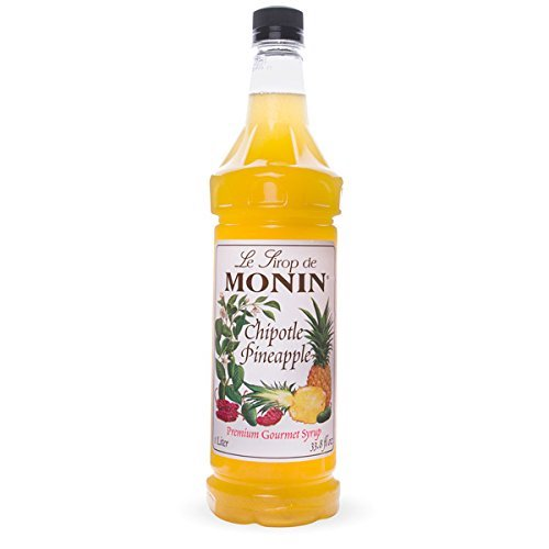 pineapple cocktail syrup