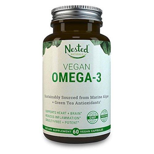 nested natural omega-3 fatty acids
