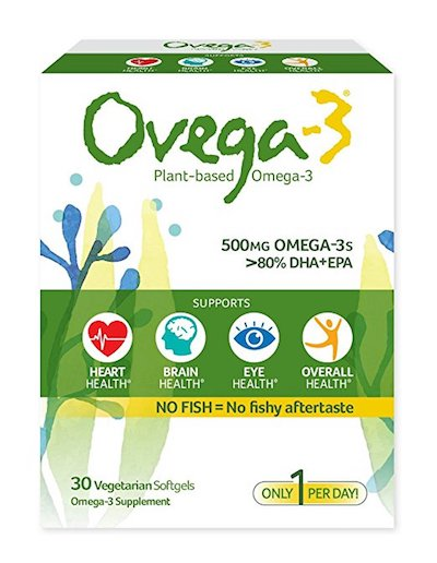 Ovega-3 vegetable omega-3