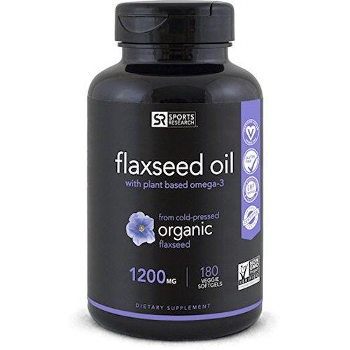 vegan flaxseed oil