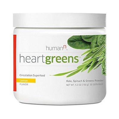 green powders