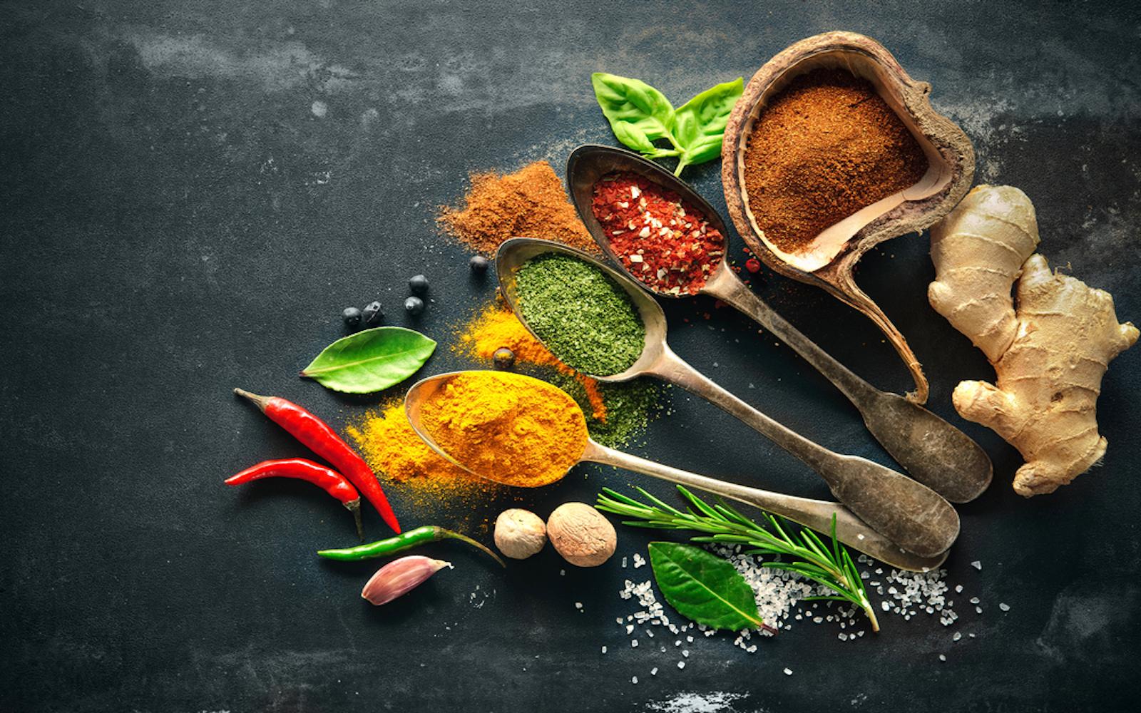 vegetable-powders
