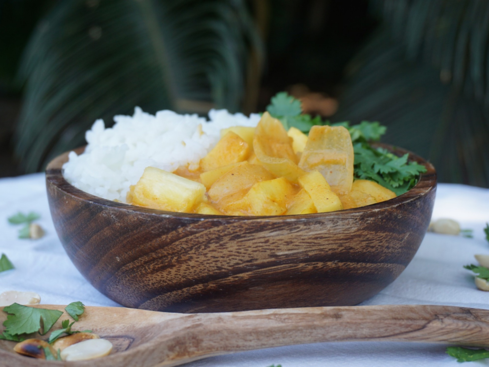 Pineapple Massaman Curry