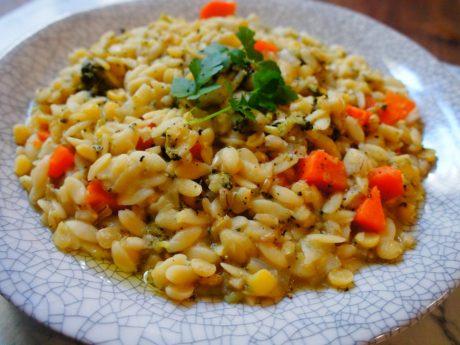 Vegetable Risoni