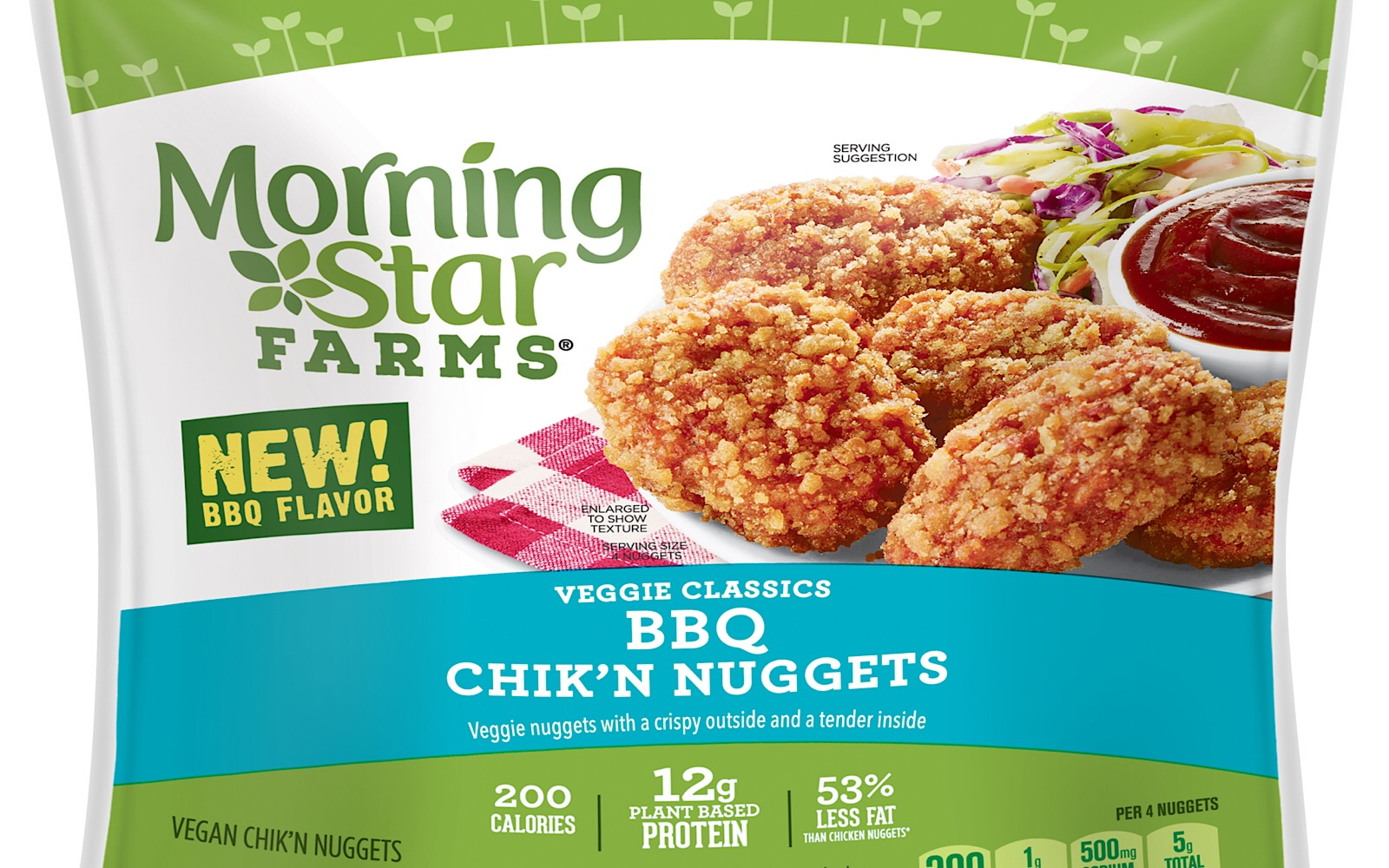 Morning star farms vegan nuggets