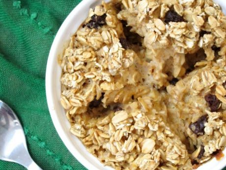 Irish Soda Bread Baked Oats