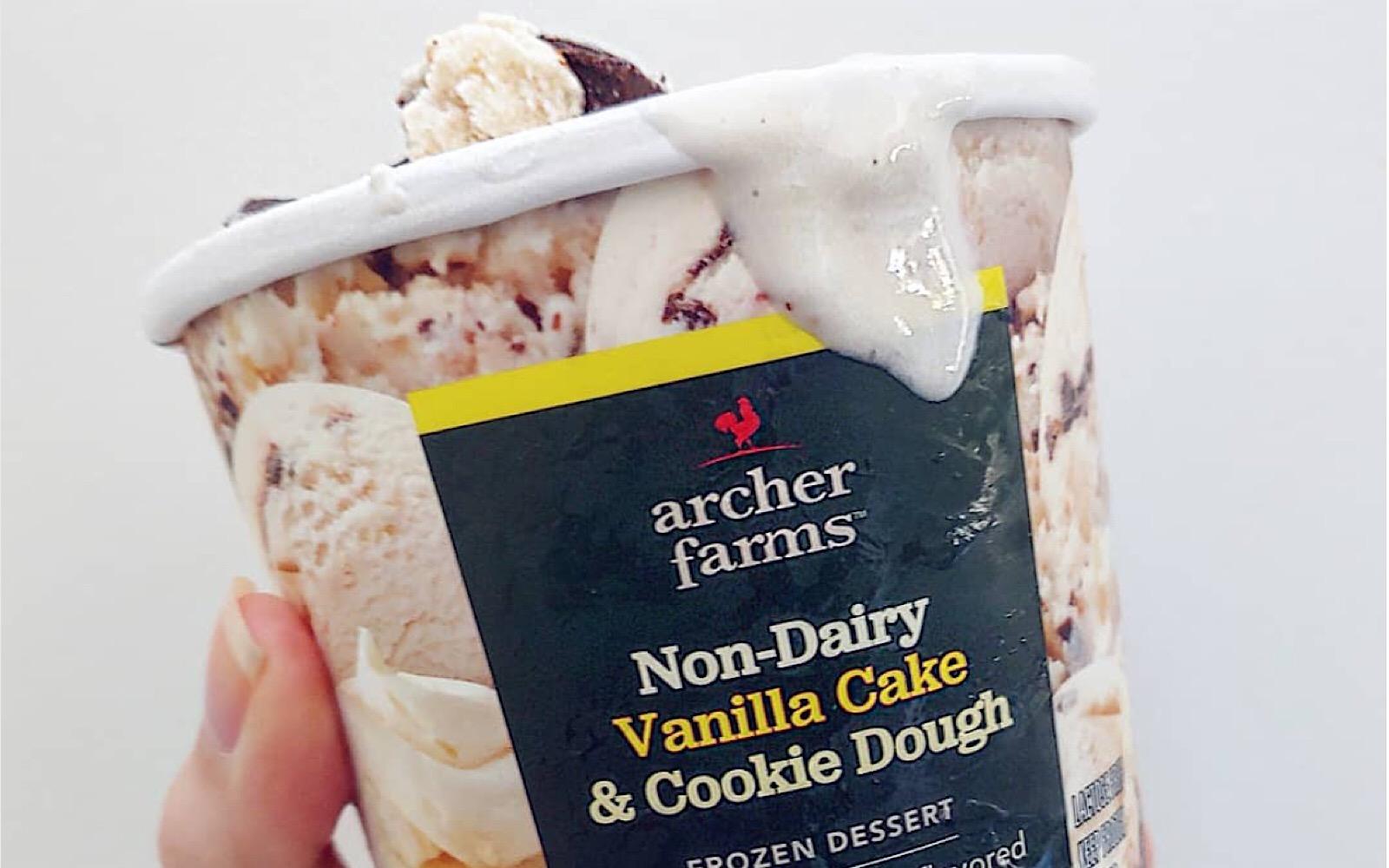 Archer Farms non-dairy ice cream