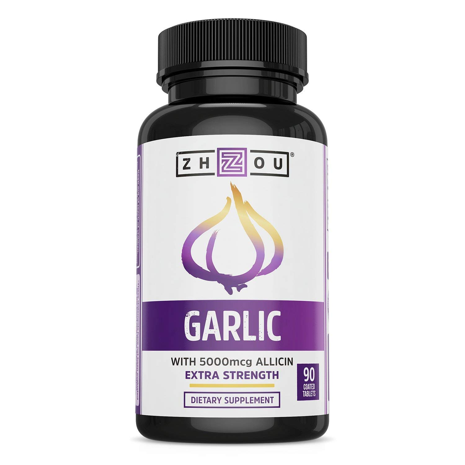 Zhou Extra Strength Garlic