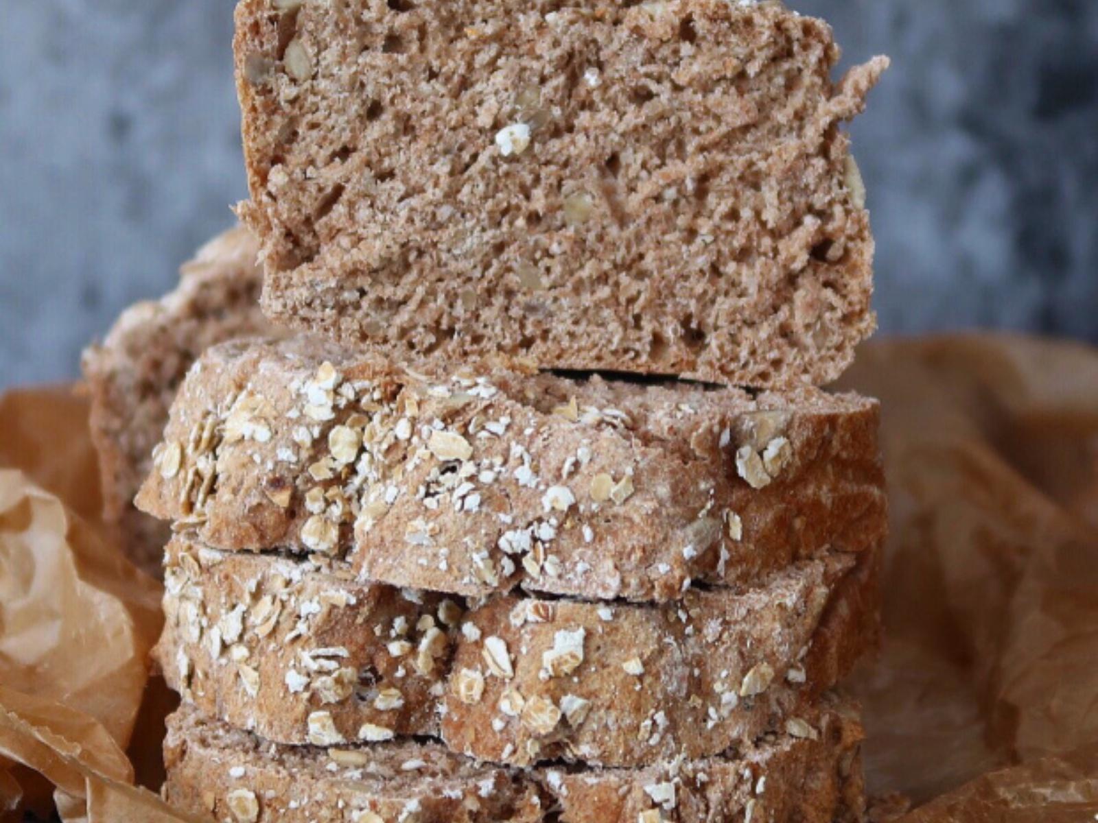 Whole Wheat Spelt Bread