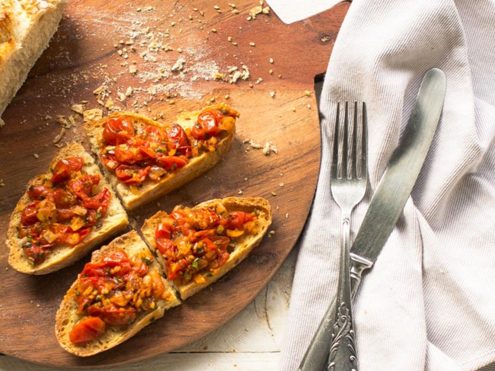 10 Creative Bruschetta Recipes that Will Transport You to Italy