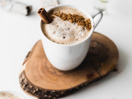 High-Protein Caramel Cappuccino
