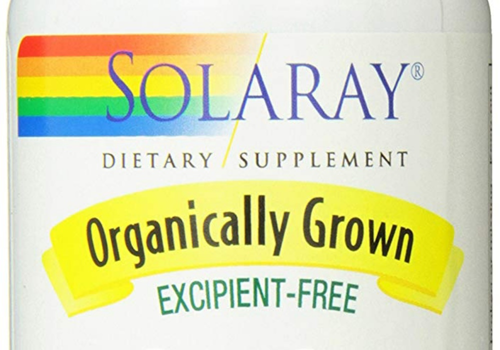 Solaray Garlic Supplements