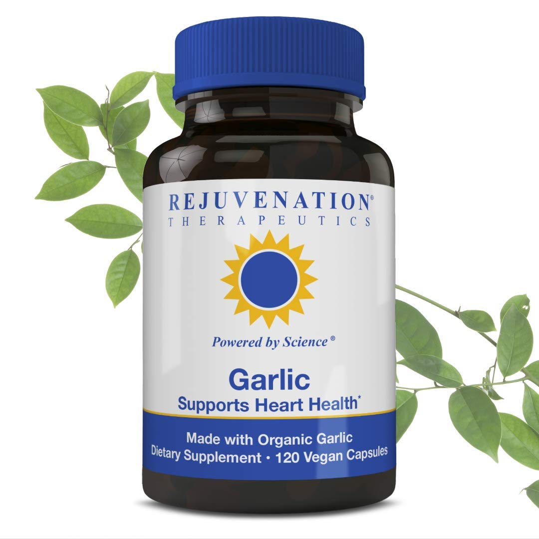 Rejuvenation Therapeutics Garlic Supplement