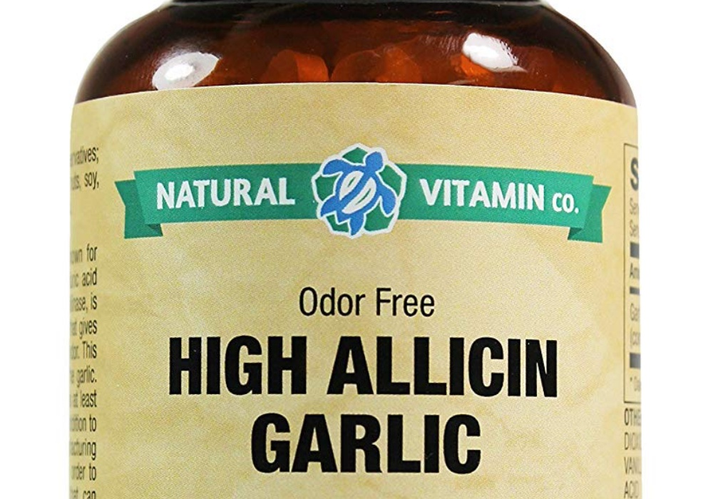 Natural Vitamin High Allicin Garlic