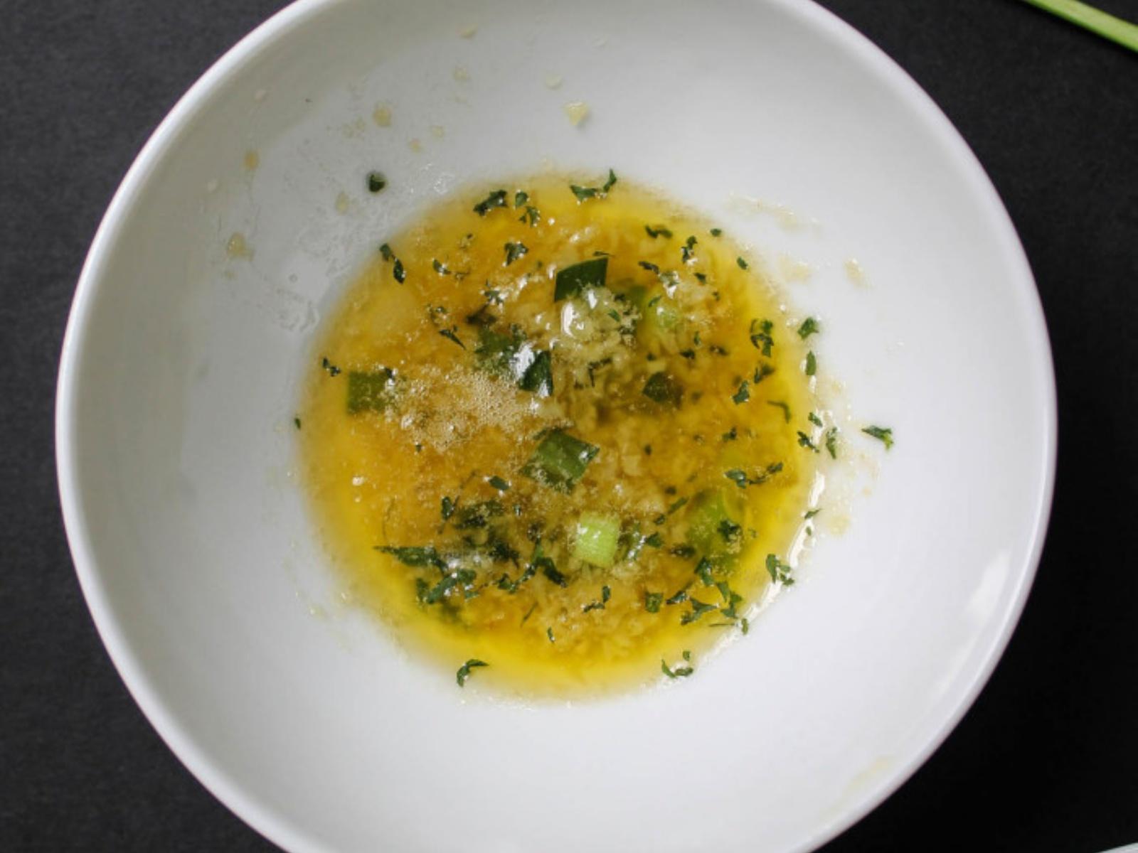 Golden Garlic Butter
