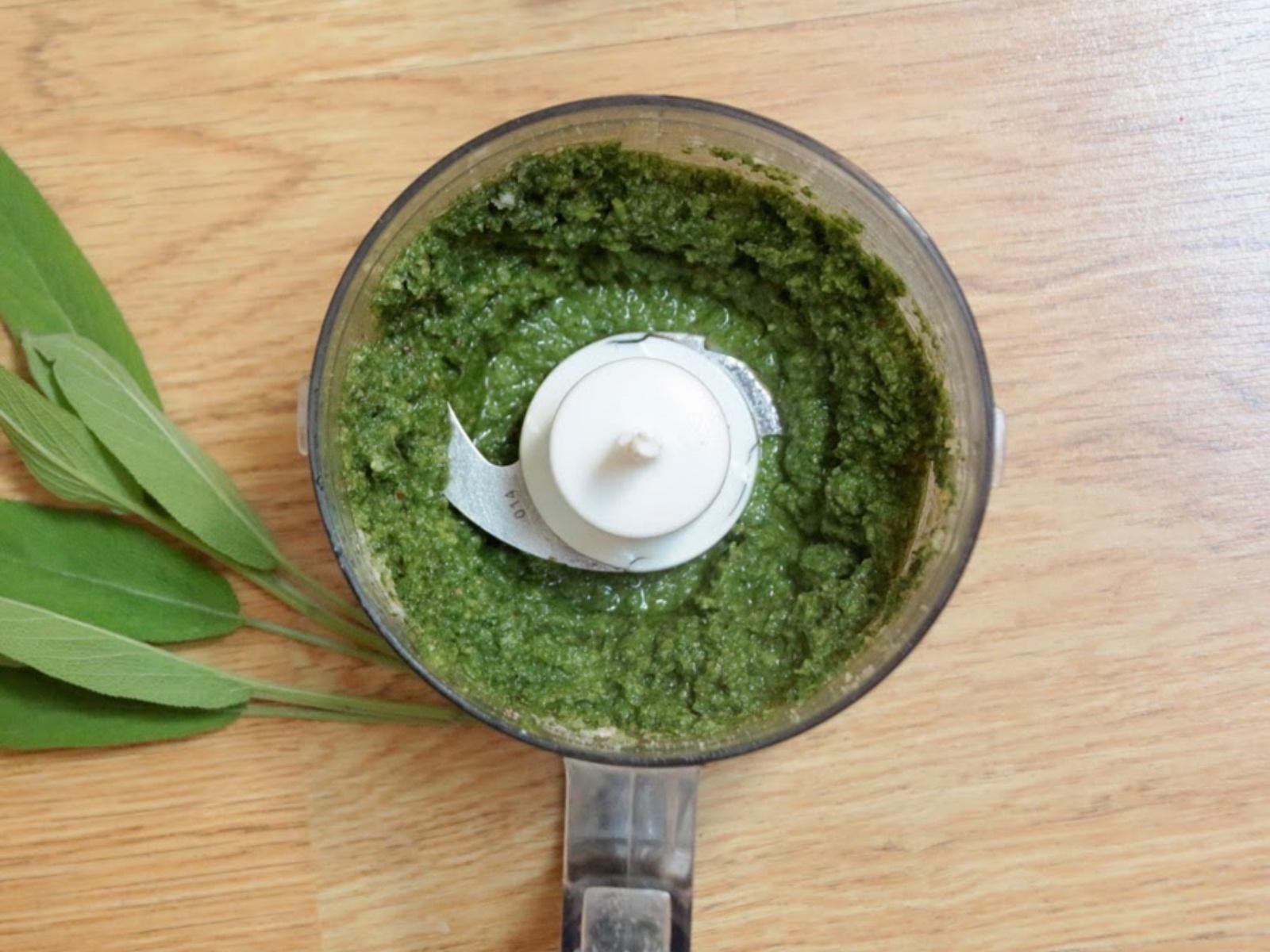 Vegan Sage Pesto