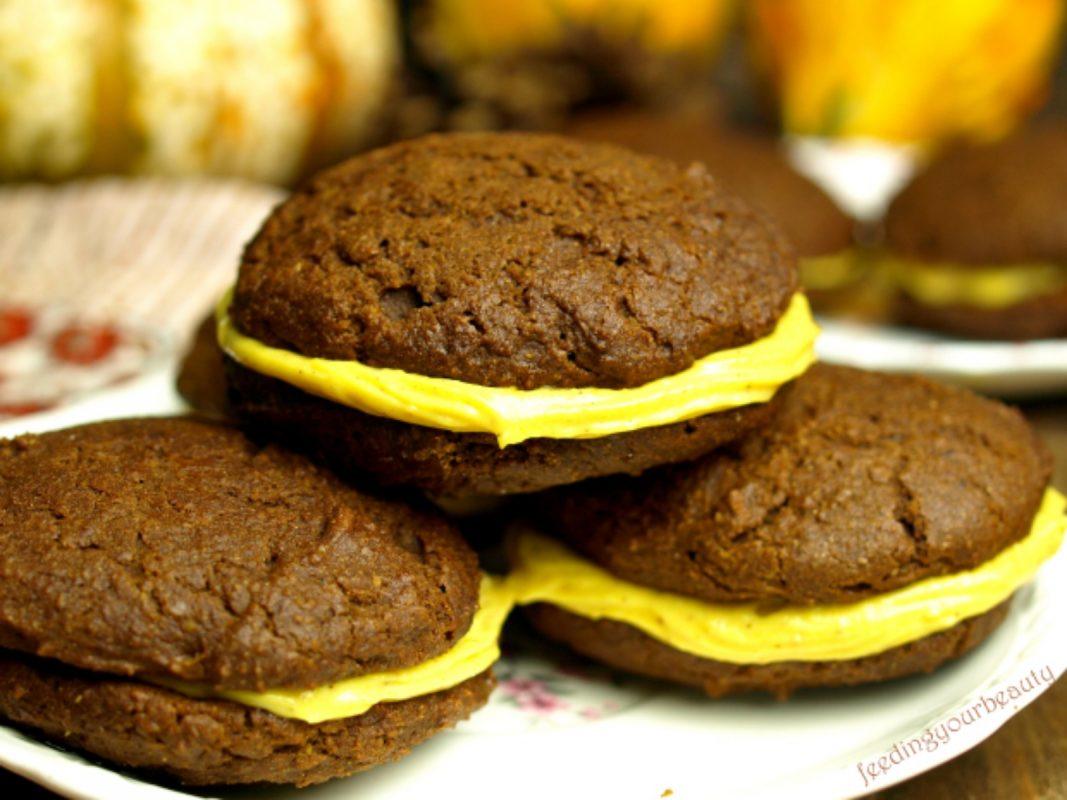 whoopie pie gingerbread recipe