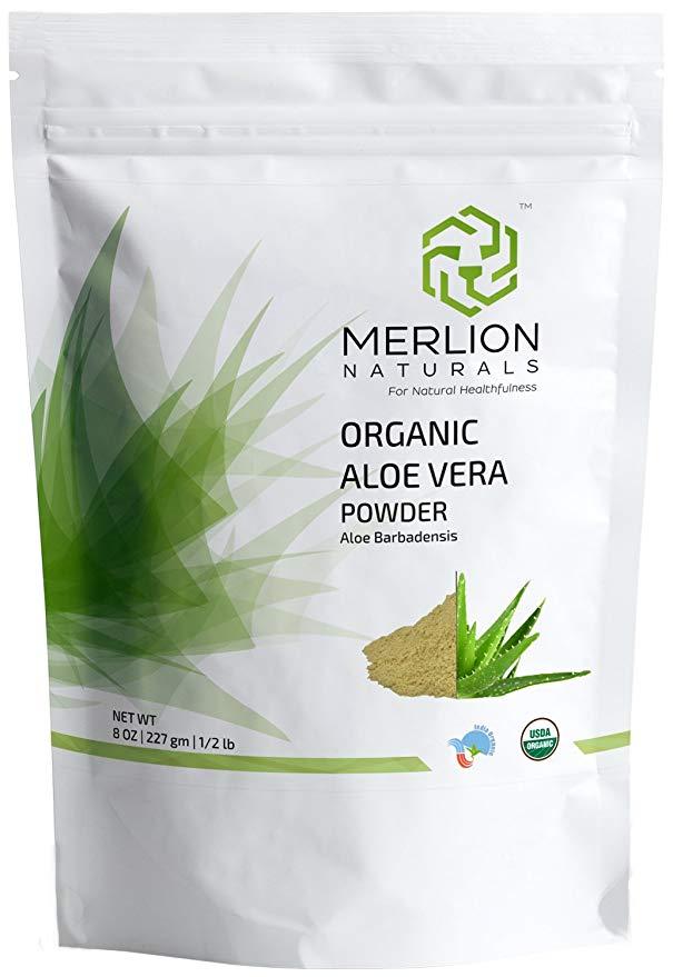 Merlion Naturals organic powder