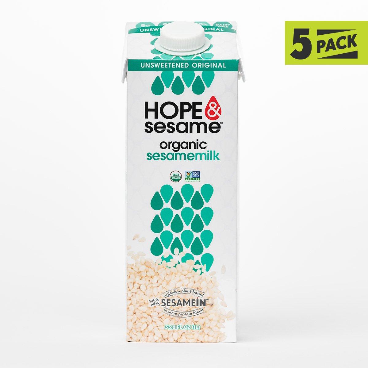 Hope & Sesame Original Sesame milk
