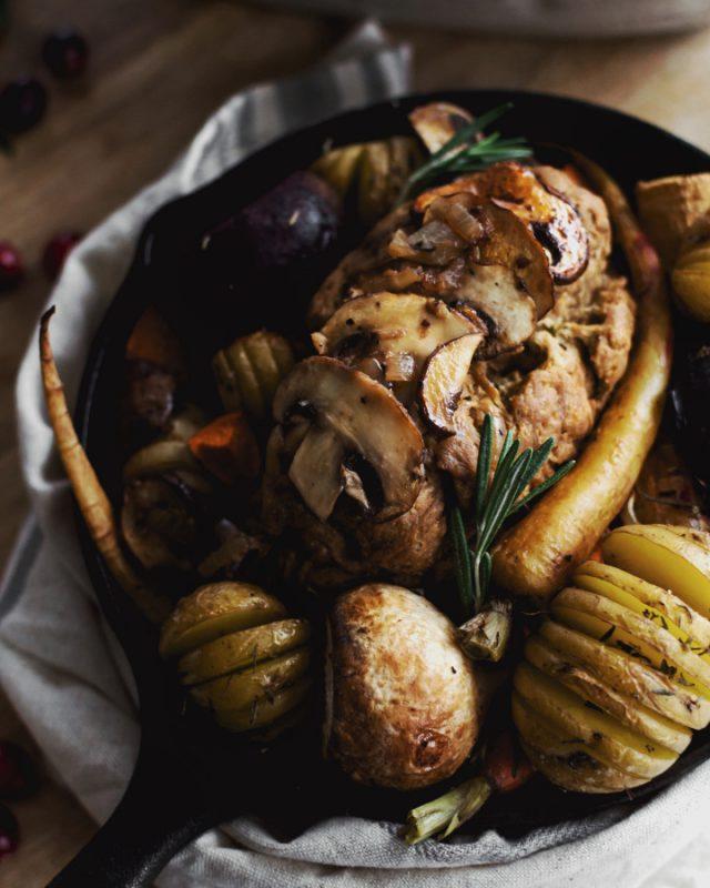 Holiday Oven Roast