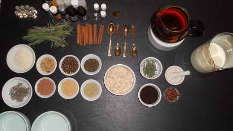 Herbs for tonics