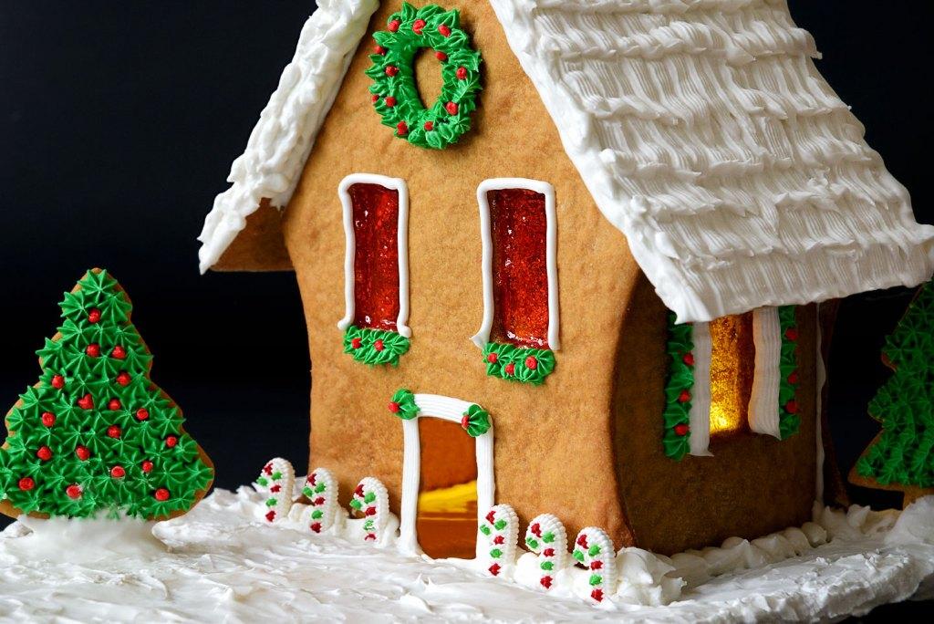 Gingerbread House [Vegan]